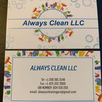Avatar for Always Clean LLC