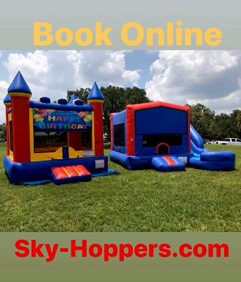 Avatar for Sky Hoppers Inflatables Rental