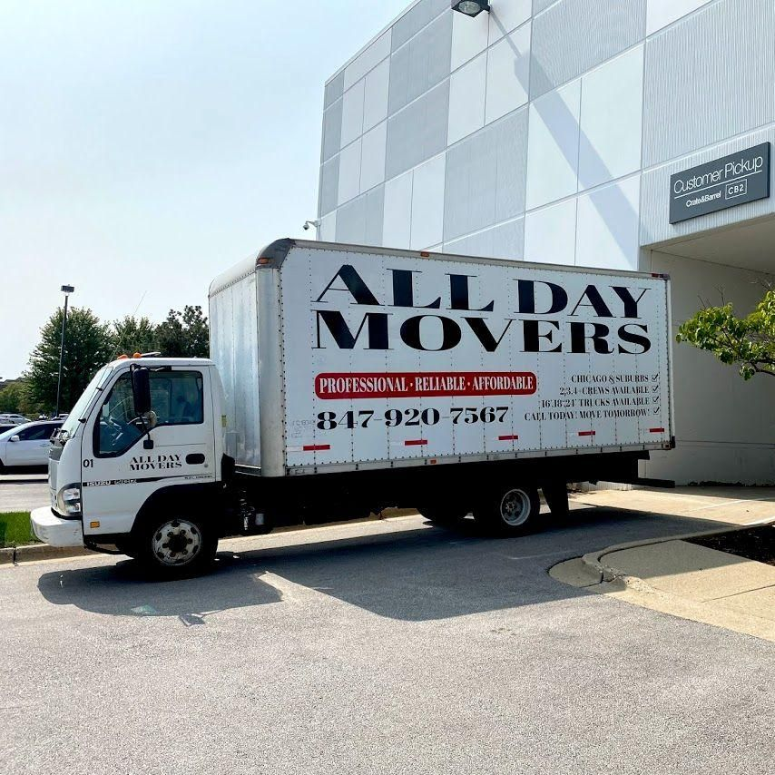 All Day Movers
