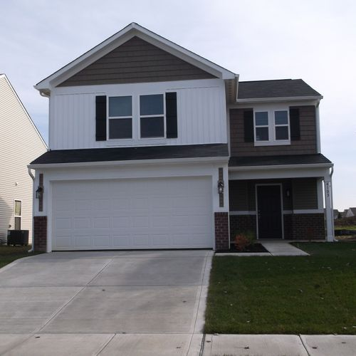 New Home in Lawrence Township