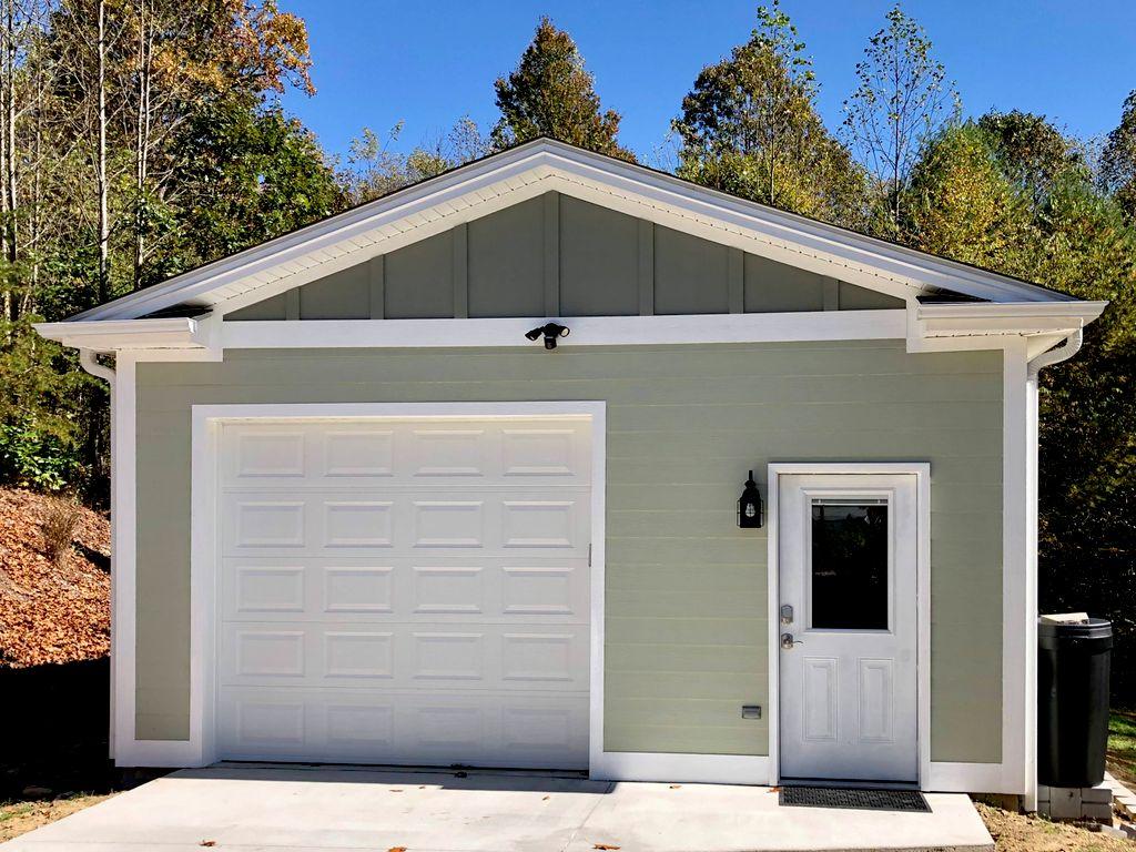 Garage Addition or Remodel - Hendersonville 2020