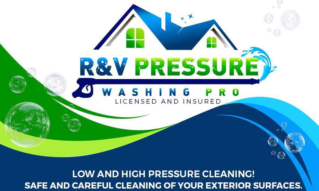 R&V Pressure Washing Pro