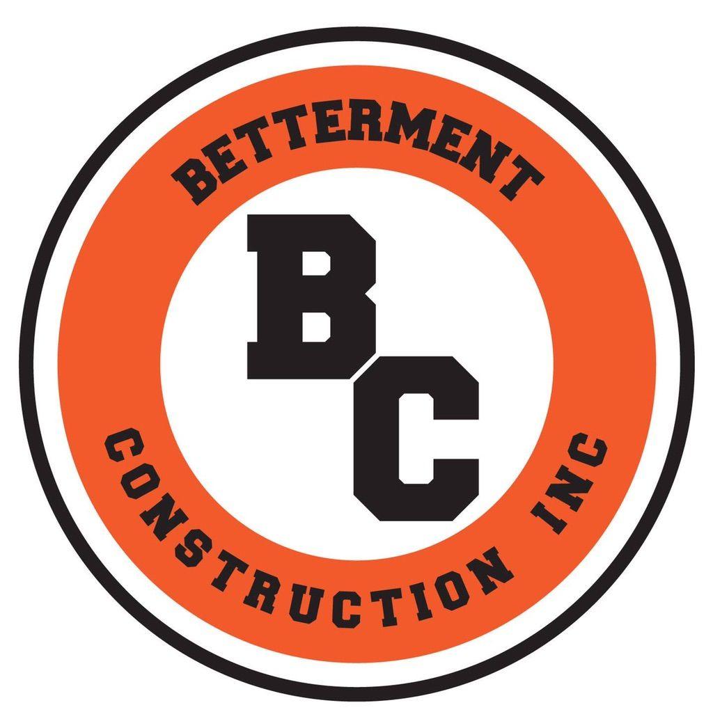 Betterment construction inc