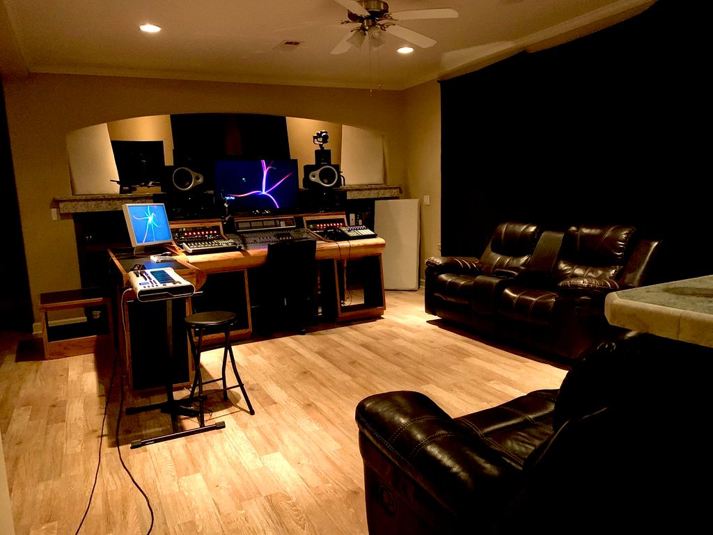 Real Paid Recording Studios