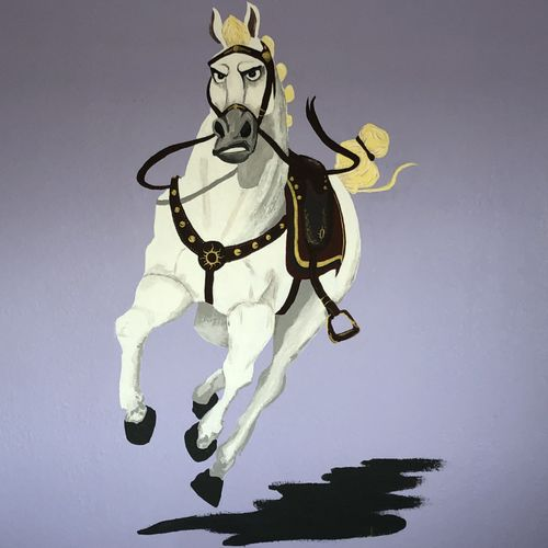 Maximus (from Tangled)