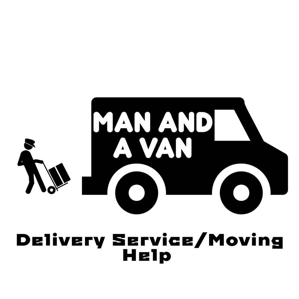 MAN AND A VAN  Moving Help