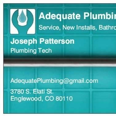 Avatar for Adequate Plumbing Co.