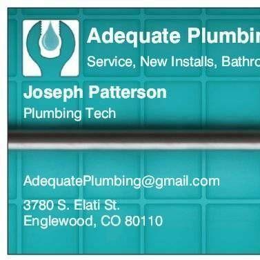 Adequate Plumbing Co.