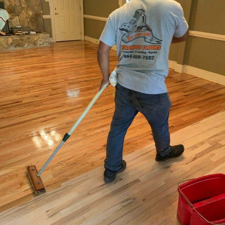 Mr. Wood Floors & More