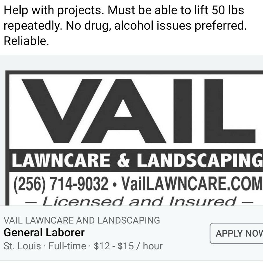 Vail Lawncare and Landscaping