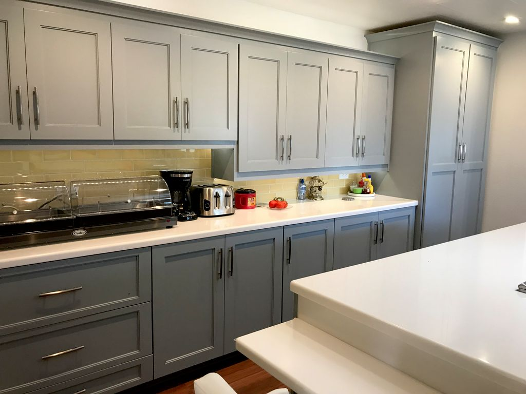 Simply Traditional Kitchen Redesign