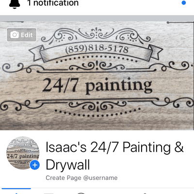 Avatar for Isaac's 24/7 painting and drywall