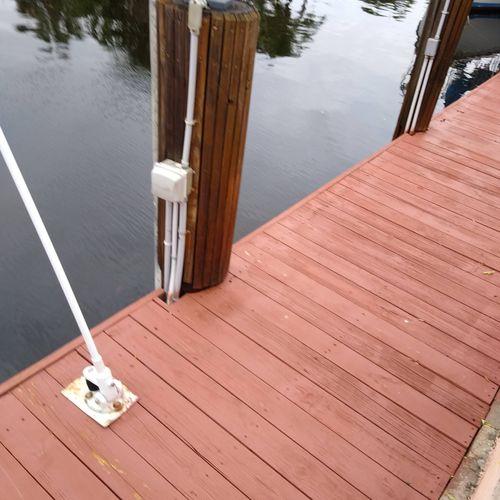 install new deck