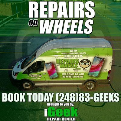 Avatar for iGeek Repairs on Wheels