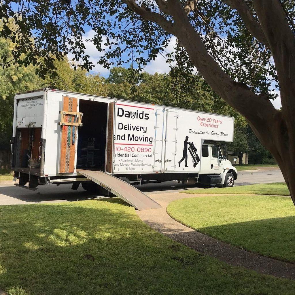 Davids Delivery