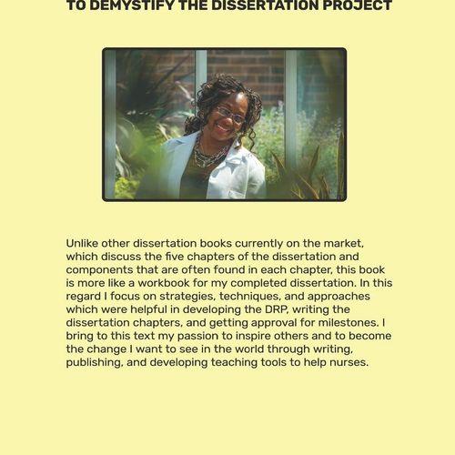 Revision and Editing of Manuscript