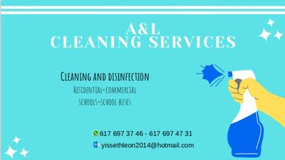 Avatar for A&L Cleaning services