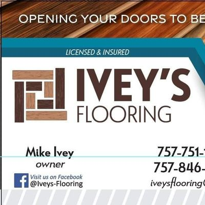 Avatar for Ivey's Flooring