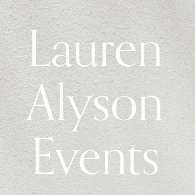 Avatar for Lauren Alyson Events
