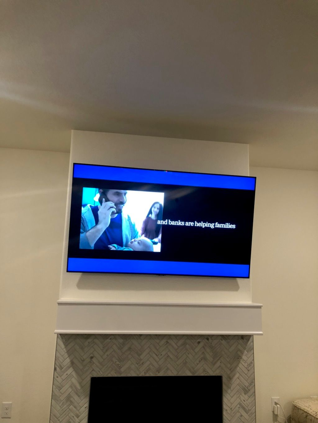TV Mounting - Parker 2020