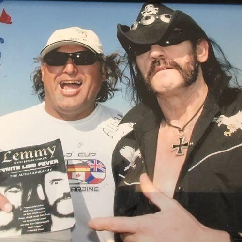 Me & Lemmy
