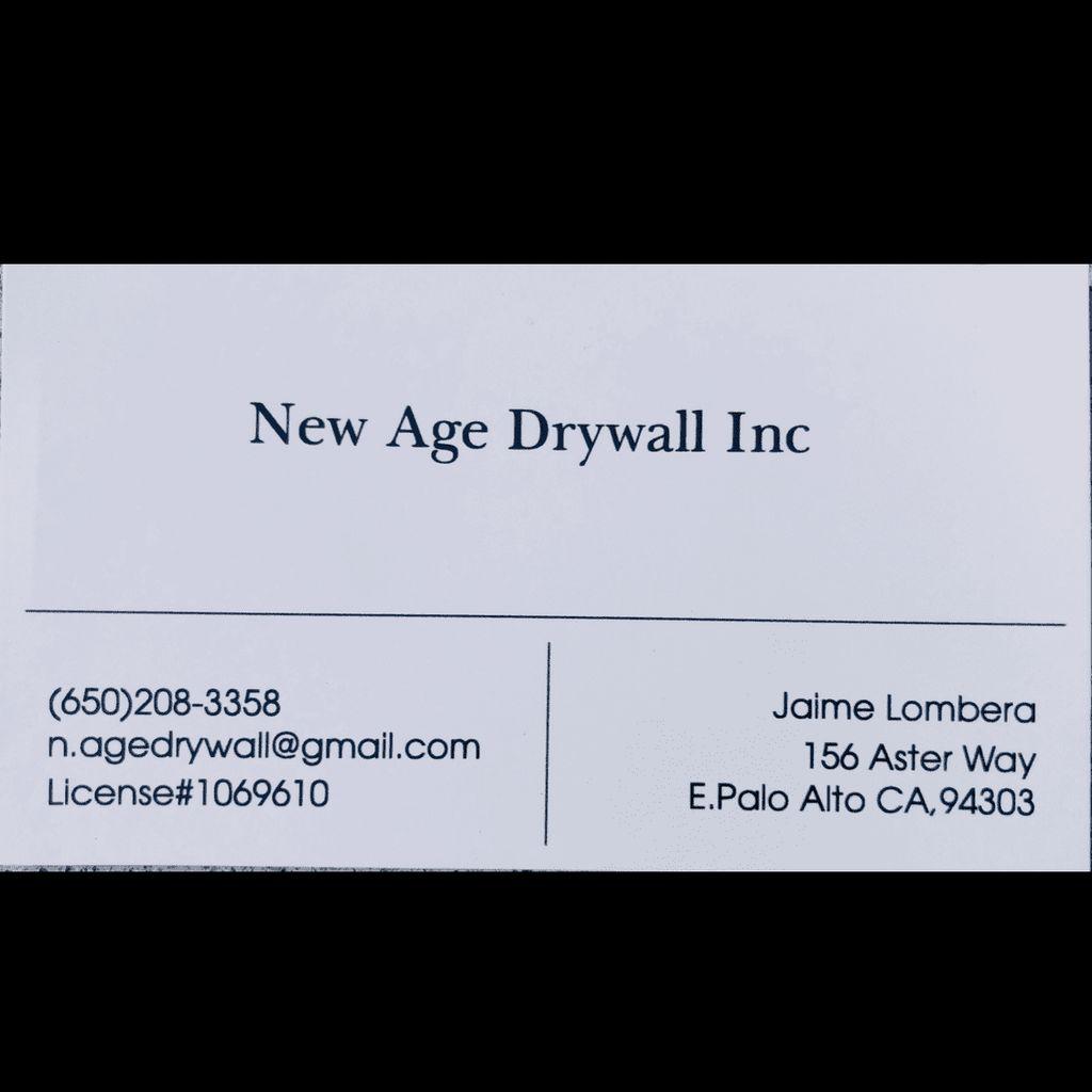 New Age Drywall Inc