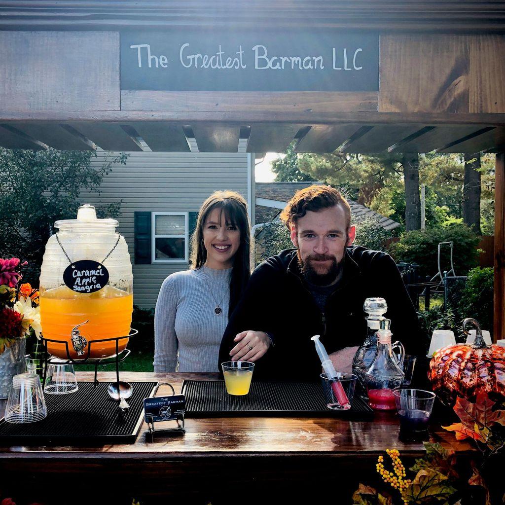 The Greatest Barman LLC