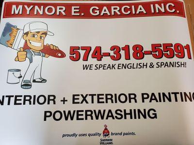 Avatar for Mynor Garcia Painting Inc.