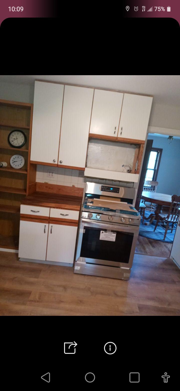 kitchenKitchen cabinets