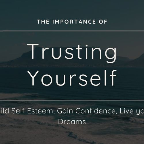 The power of self-trust