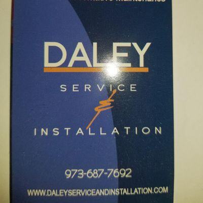Avatar for Daley Service and Installation LLC