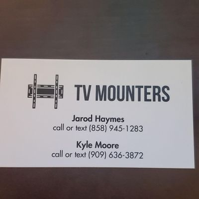 Avatar for Kyle TV Mounting