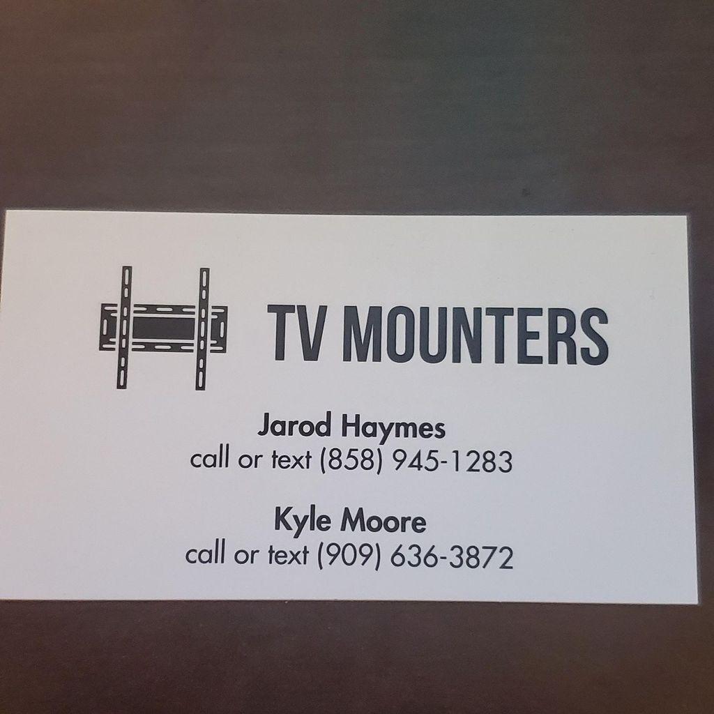 Kyle TV Mounting