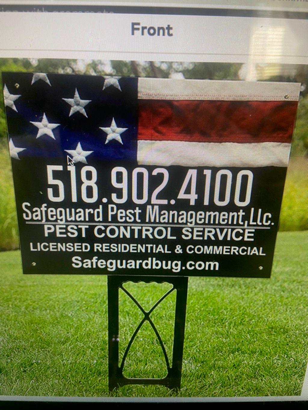 Safeguard Pest Management,LLC .