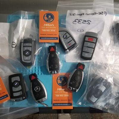 Avatar for Alltech Car Keys and Remotes