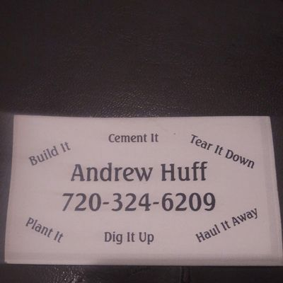 Avatar for Andrew huff junk removal services