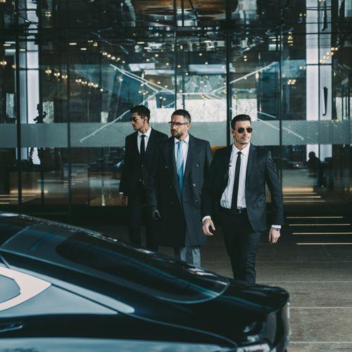 Executive Protection | Bodyguard
