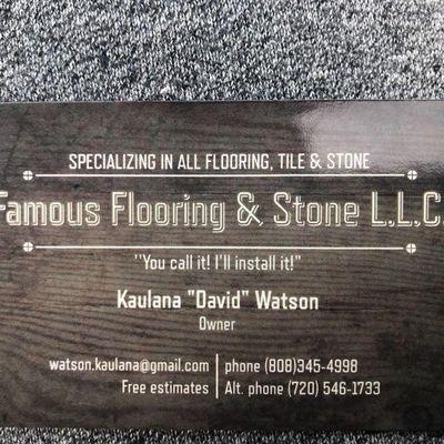 Avatar for Famous Flooring & Stone L.L.C.