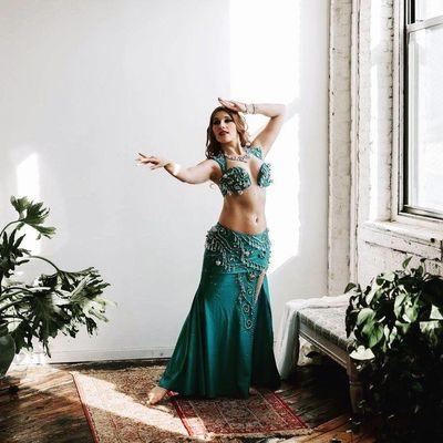 Avatar for Zahra Noor Egyptian-Style Belly Dancer