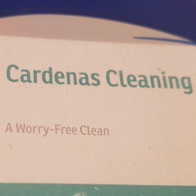 Avatar for Cardenas Cleaning