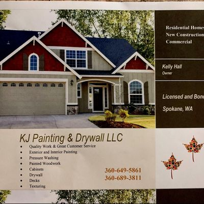 Avatar for KJ Painting & Drywall LLC