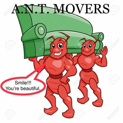 Avatar for ANT MOVERS ($70/hr)