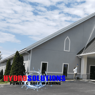 Avatar for Hydro Solutions Power and Soft Washing LLC