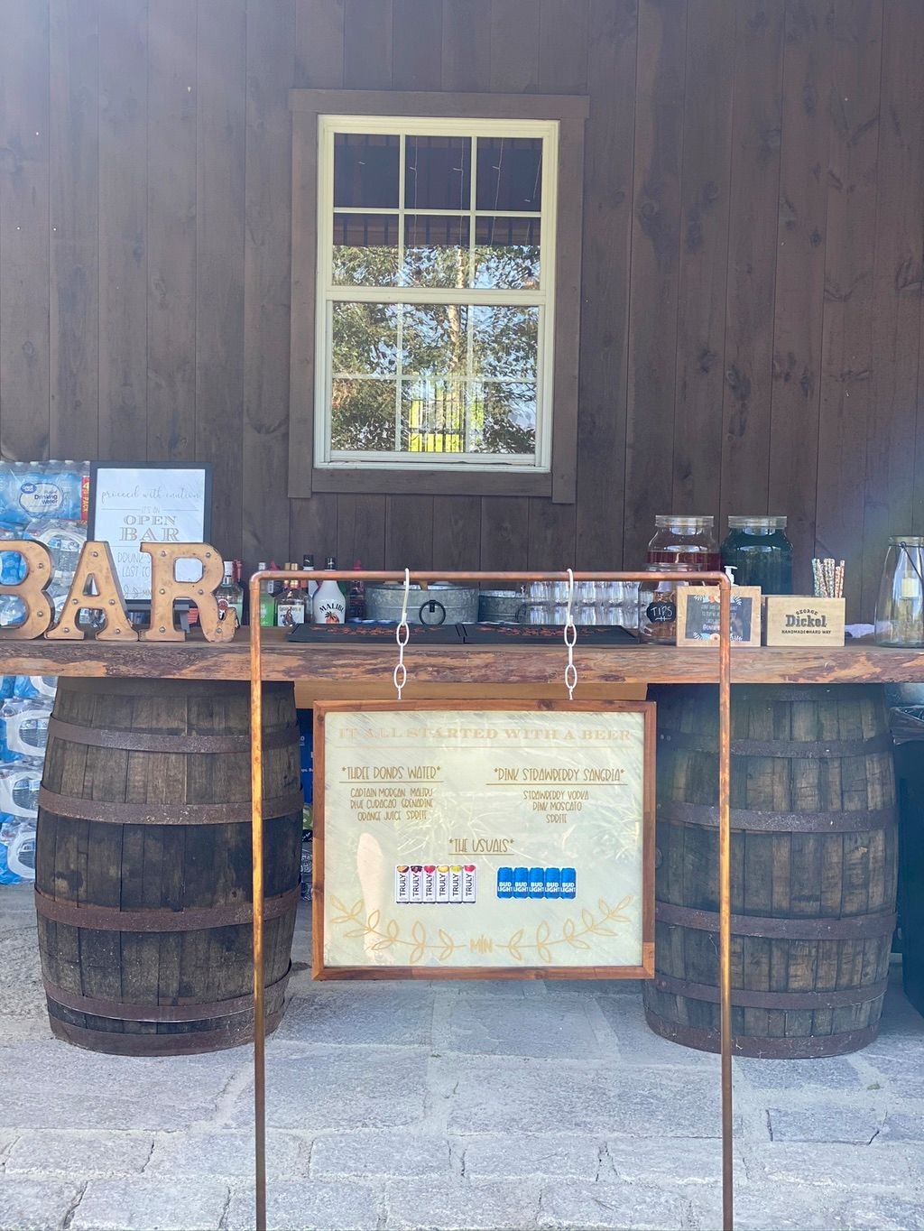 On The Rocks Bartending and Event Services