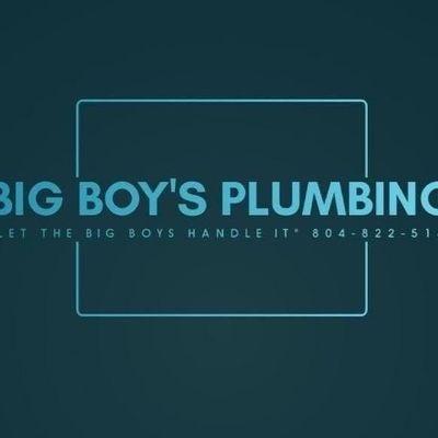Avatar for Big Boy's Plumbing