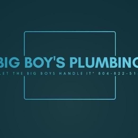 Big Boy's Plumbing