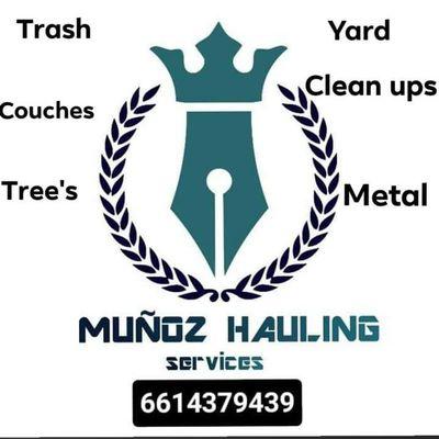 Avatar for Muñoz Hauling Services
