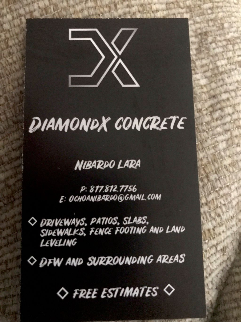 DIAMONDX CONCRETE