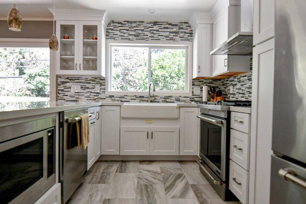 San Mateo Kitchen Remodel