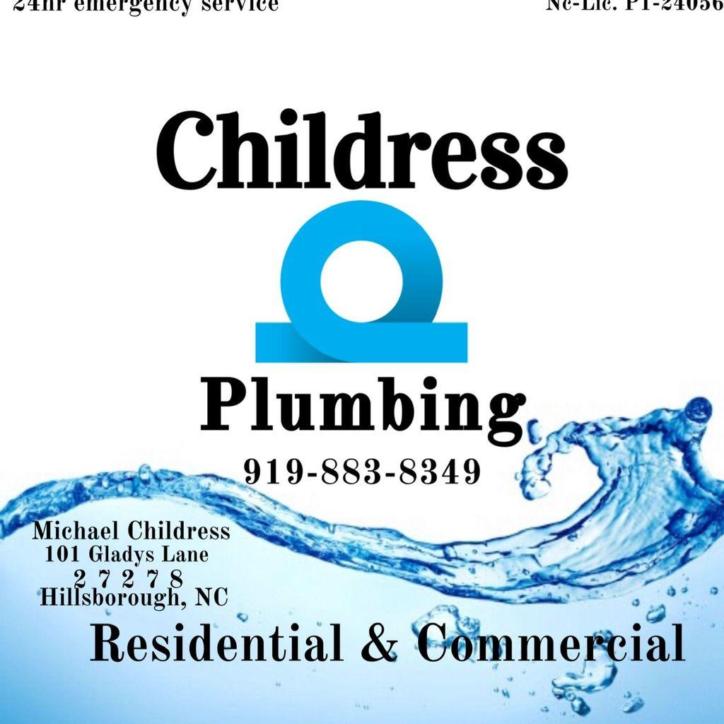 Michael Childress Plumbing